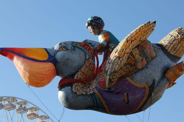 Le Carnaval de Nice, édition 2016