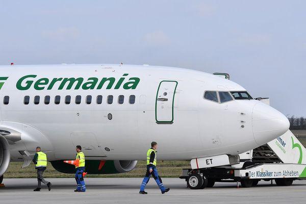 La compagnie Germania Airlines affrète un vol direct Funchal(Madère)/Toulouse par semaine