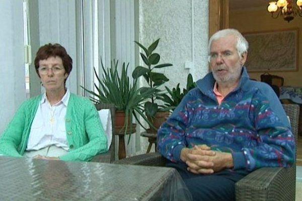 Les parents d'Anne-Cécile Pinel.