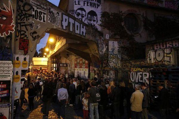 Le public des Insus? (Téléphone) vendredi soir au Point Ephémère à Paris