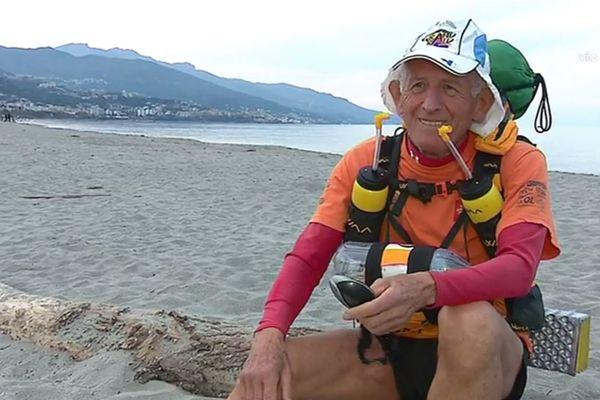 Cette 34e édition du Marathon des Sables signe la 9e participation de Claude Léonardi.