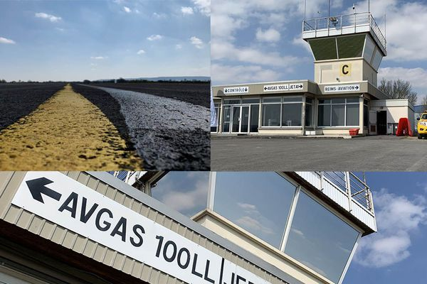 Un aérodrome sollicité pendant cette crise sanitaire