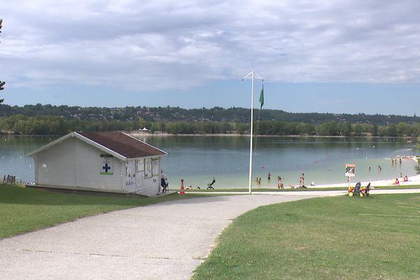 A compter de ce 21 juillet 2021, il vous faudra présenter votre Pass sanitaire pour accéder à la plage de l'Atol au sein du Grand parc de Miribel-Jonage.