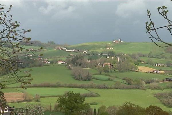 Zone de montagne basque visée par la nouvelle réglementation européenne en 2018