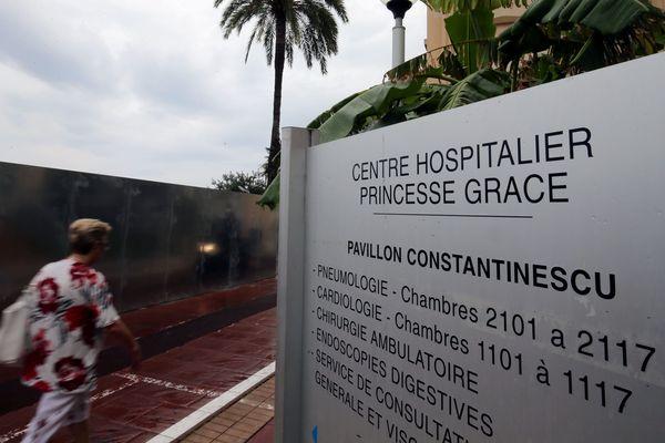 Le centre hospitalier Princesse Grace a reçu hier un patient diagnostiqué positif au coronavirus