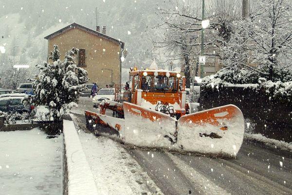 Illustrations - Neige sur les routes