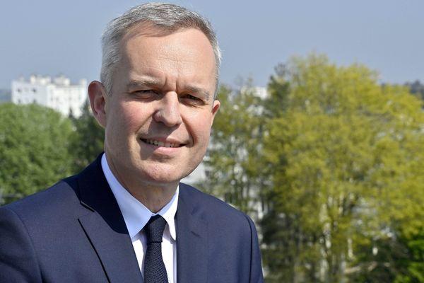 François de Rugy, tête de liste LREM pour les régionales 2021 en Pays de la Loire