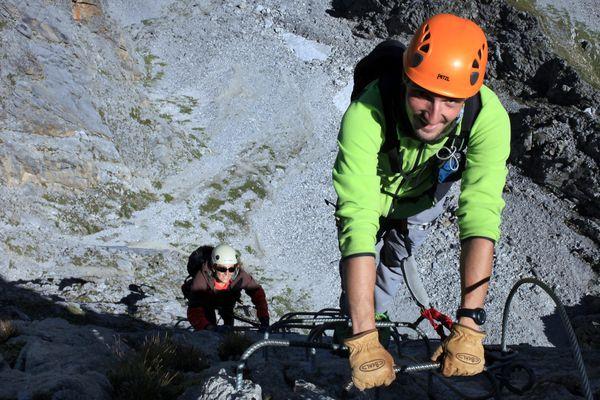 En France, ce sport compte plus de 80 000 licenciés et et près d'un million de grimpeurs individuels