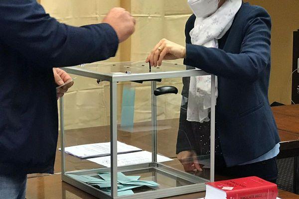 Dimanche 27 septembre, les élections sénatoriales se sont tenues à la préfecture de l'Allier.