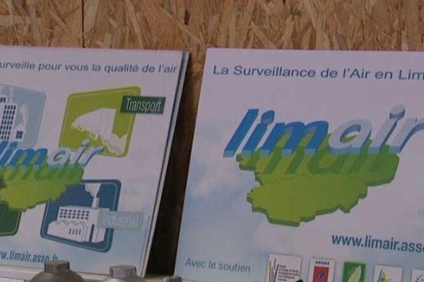 Limair surveille la qualité de l'air dans la région