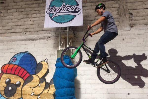La première édition du Berry Ride s'est tenue ce dimanche à Vierzon. Le plein d'initiations, de démonstrations et d'animations pour se familiariser avec la pratique du skate, du roller et du BMX.