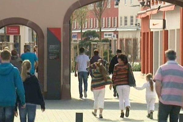 1,4 million de visiteurs et 600 emplois créés, les propriétaires du village affichent leur satisfaction.