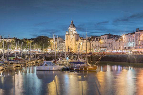 Le port de plaisance de La Rochelle