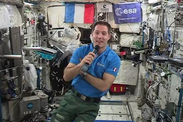 Thomas Pesquet est le dixième Français à être parti dans l'espace en décollant le 17 novembre 2016 à bord de Soyouz.