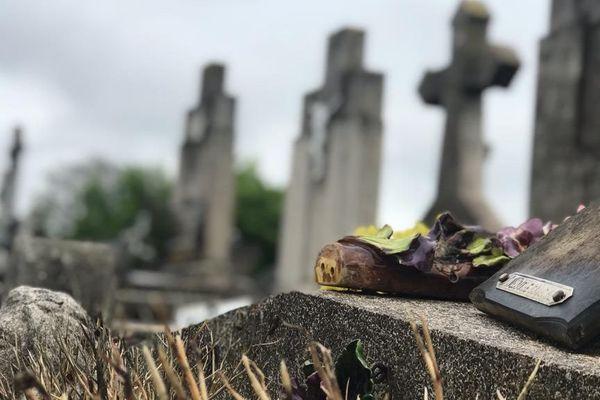 Lunel (Hérault) - le cimetière est rouvert - 2020.
