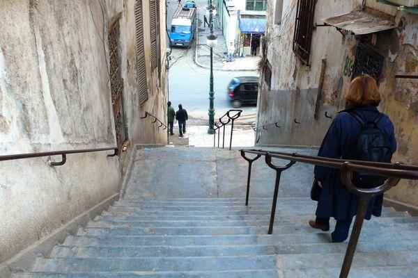 Oran, une rue et son histoire qui revient