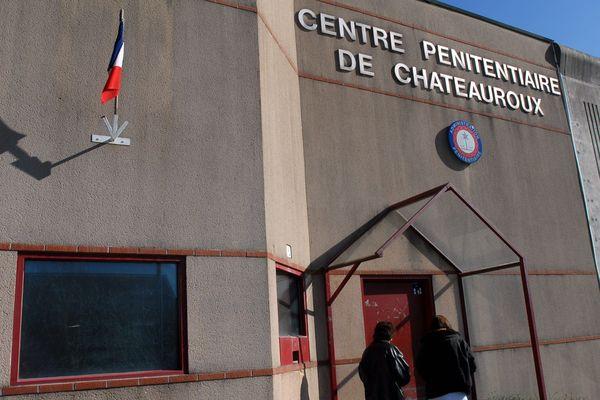 Le centre pénitentiaire du Craquelin, à Châteauroux.