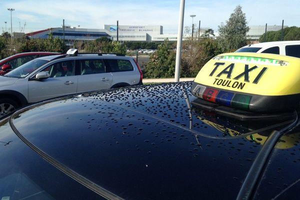 Des taxis venus de toute la France