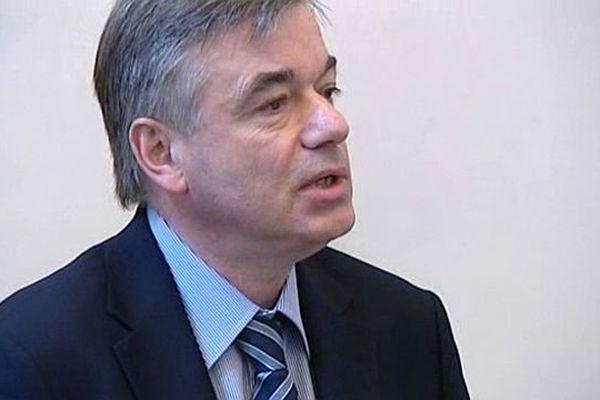 Alain Houpert, sénateur-maire UMP de Salives