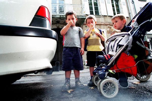 Une étude révèle un taux très élevé de particules toxiques dans les urines d'une vingtaine d'enfants strasbourgeois.