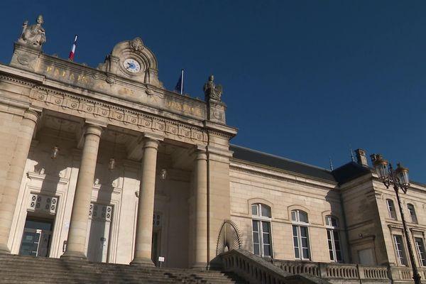 Le palais de Justice d'Auxerre (image d'illustration)