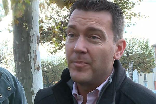 Raphaël Bernardin (LREM) est maire de la commune de Saint-Sulpice-la-Pointe (Tarn) depuis décembre 2017.