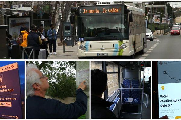 Les transports rentrent dans le domaine de compétences de Grand Poitiers.