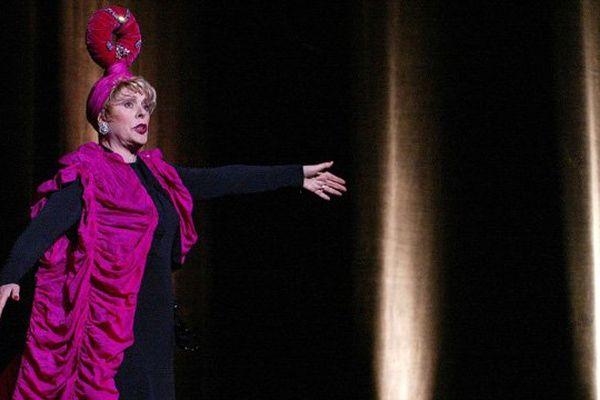 La comédienne Sylvie Joly s'est éteinte ce vendredi à l'âge de 80 ans