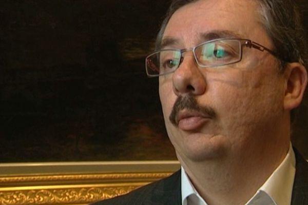 Pierre Allard, candidat à sa propre succession en 2014 à Saint-Junien