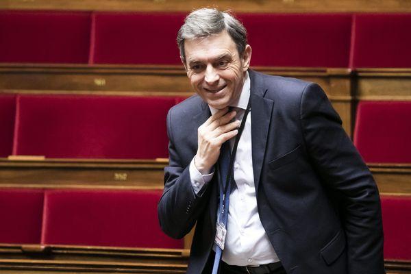 Daniel Labaronne, député LREM d'Indre-et-Loire.