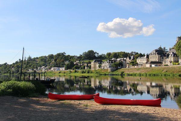 Saviez-vous que Chinon faisait partie du Val de Loire classé ?