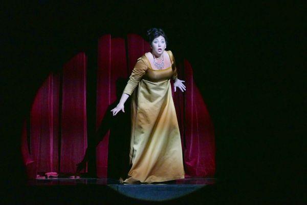 """L'Opéra de Marseille se mobilise pour rendre ses spectacles annulés accessibles à tous gratuitement sur internet. Ici, une image de """"Tosca"""" qui devait se jouer le 9 février."""