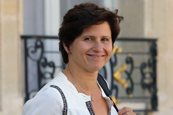 La nouvelle ministre des sports Roxana Maracineanu. Photo d'illustration.
