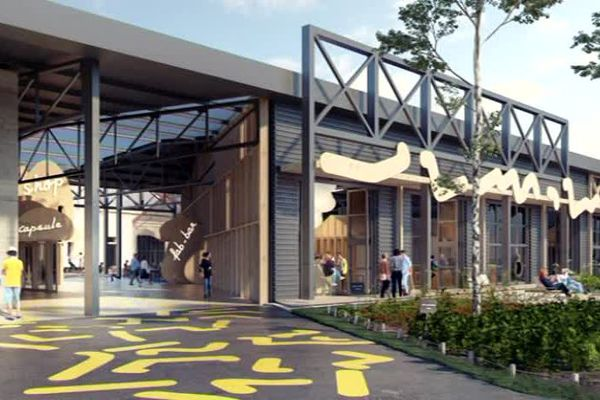 Le projet d'extension TCRM Blida à Metz