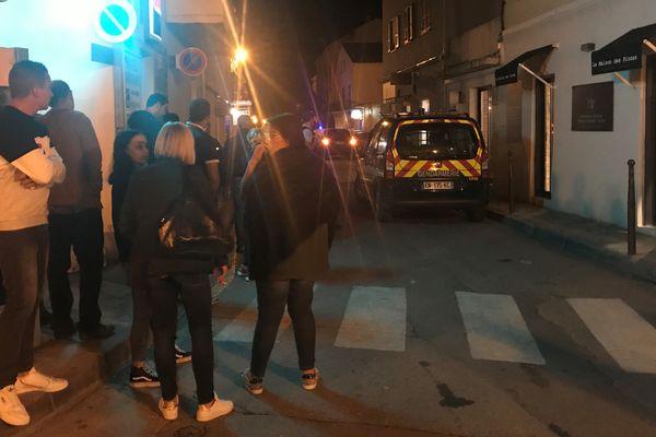 Un homme armé est retranché à son domicile à Saint-Florent ce samedi 26 octobre.
