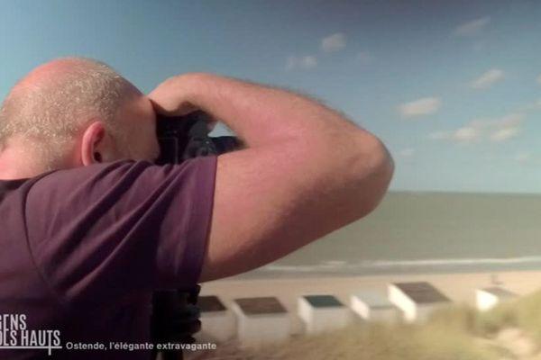 Christophe Potigny photographie Ostende dans Les gens des Hauts