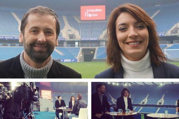 Enquêtes de région : le sport dans tous ses états, présenté par Angèle de Vecchi et Erwan de Miniac, à découvrir sur France 3 Normandie !