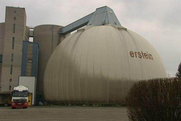 La sucrerie d'Erstein a été fondée en 1893