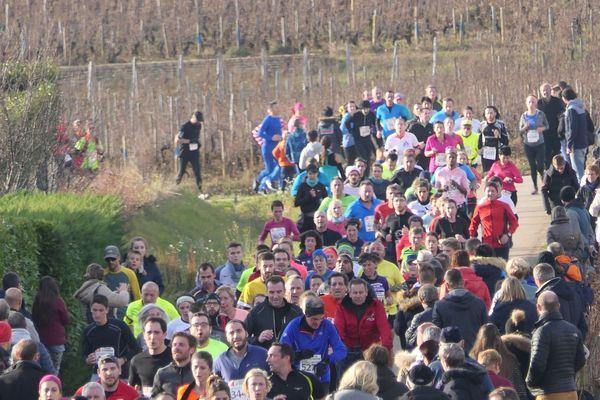 L'édition 2016 du semi-marathon
