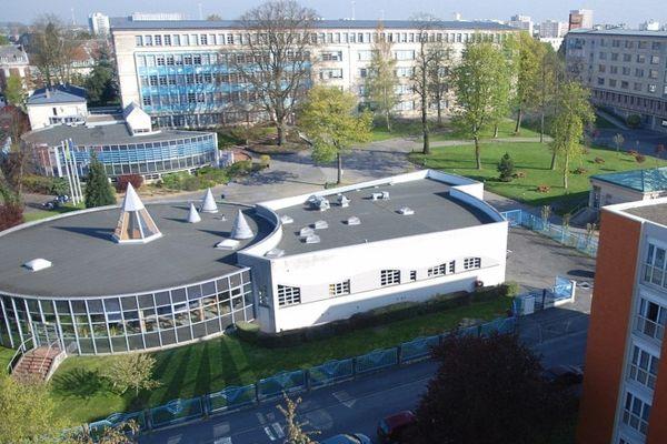 Le lycée Pierre-de-la-Ramée