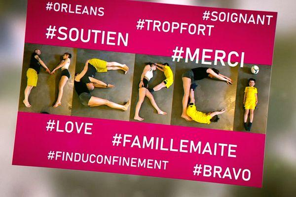 """La page Facebook """"Solidarité Coronavirus Orléans Métropole"""""""