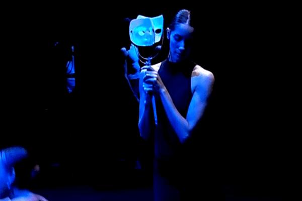 Le ballet Nice Méditerranée en répétition