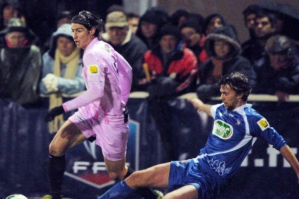 L'attaquant Grégory Bettiol rejoint le Clermont Foot Auvergne et l'équipe de Régis Brouard.