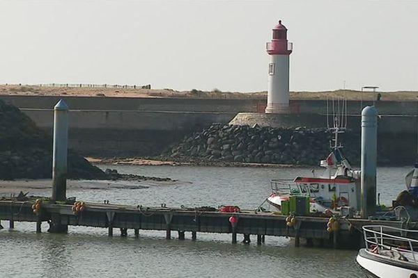 Le port de La Cotinière sur l'île d'Oléron