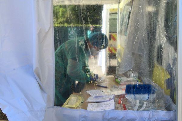 Un foyer de contamination au Covid-19 a été décelé à Annecy en Haute-Savoie.