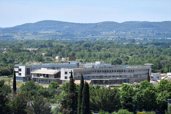Le nouveau lycée Simone Veil ouvre ses portes ce 3 septembre 2020.