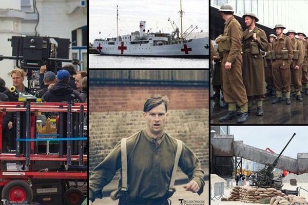 """Le tournage de """"Dunkirk"""" : un spectacle très photogénique !"""