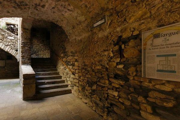 A la découverte du village d'Olargues dans le Caroux (Hérault)