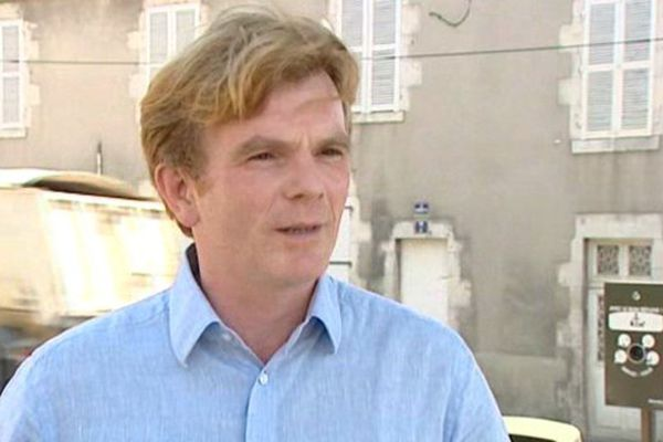 Marc Fesneau, Secrétaire national MODEM, Maire de Marchenoir et Président Cté de Communes Beauce Val de Loire