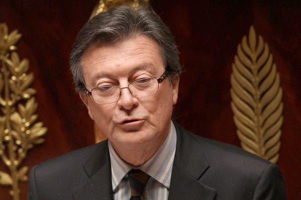 Michel Diefenbacher à l'Assemblée Nationale en 2011. Il y restera une décennie jusqu'en 20112.